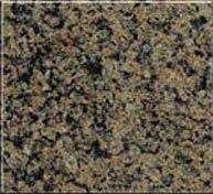Tropic Brown Granite - Kitchen top set