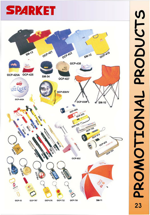 promotion gifts - pg