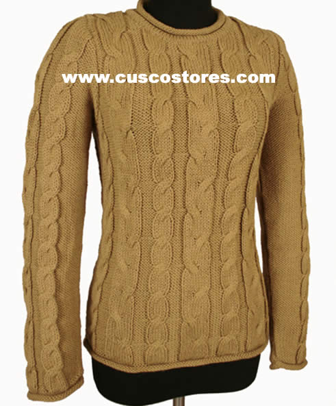 Alpaca Sweater - AS07