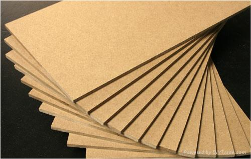 Top MDF and LDF - as standard MF44