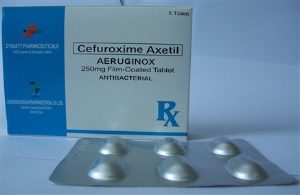 Ceftin Antibiotic Side Effects