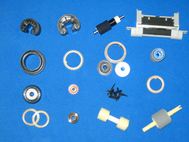 copier and printer parts - Canon,H.P.Minolta