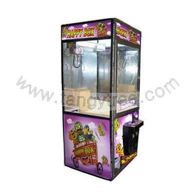 Coin-operated Gift Toy Claws Crane Machine - TTY001