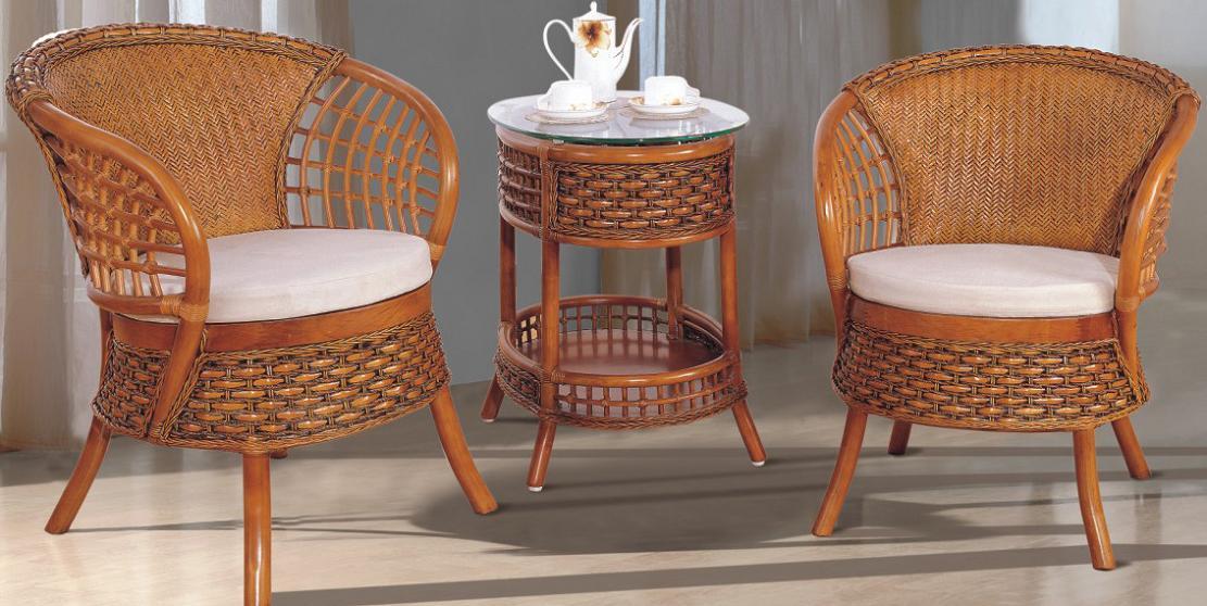 Indoor rattan coffee shop furniture 2 tw 809 83
