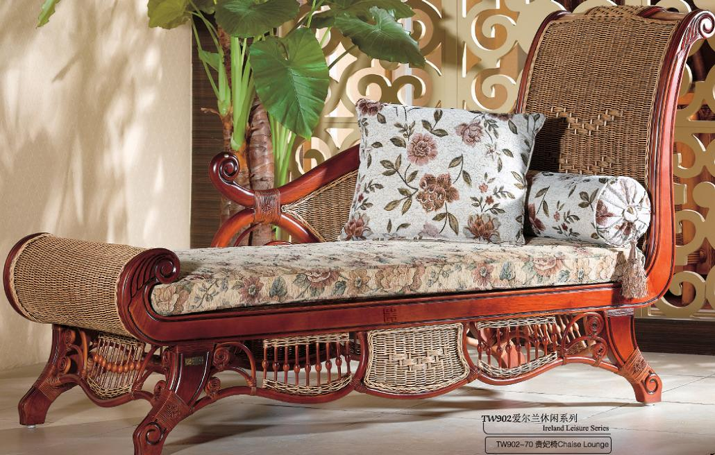 : bamboo chaise lounge - Sectionals, Sofas & Couches