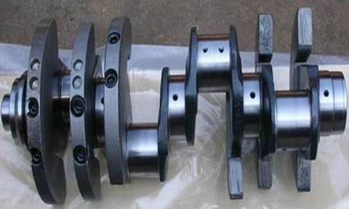 Engine Crankshaft - OM355 OM422 OM442 OM