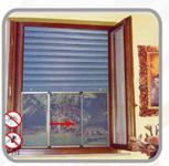 Canada fold screen window - ly15