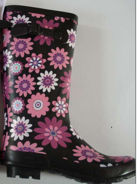 fashion wellington boots - AMT-F002