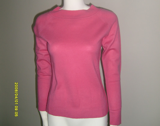 cashmere sweater - 001