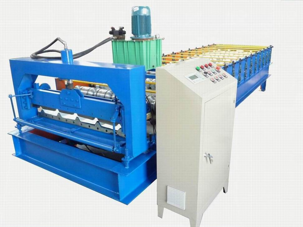 Tile Roll Forming Machine - LT36-250-1000