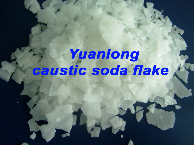 caustic soda flakes - 102