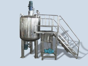 emulsifying blender - AT-RH