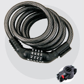 CL-851 Combination Cable Lock - CL-851