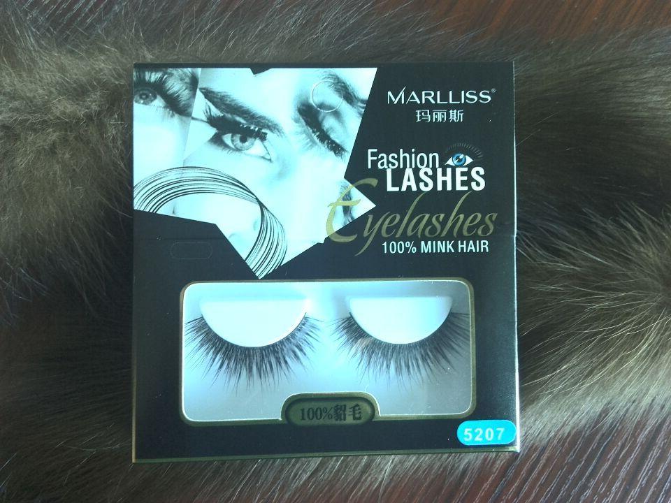 False Eyelashes Manufacturer Indonesia Silk False Eyelash Mac Eyelash