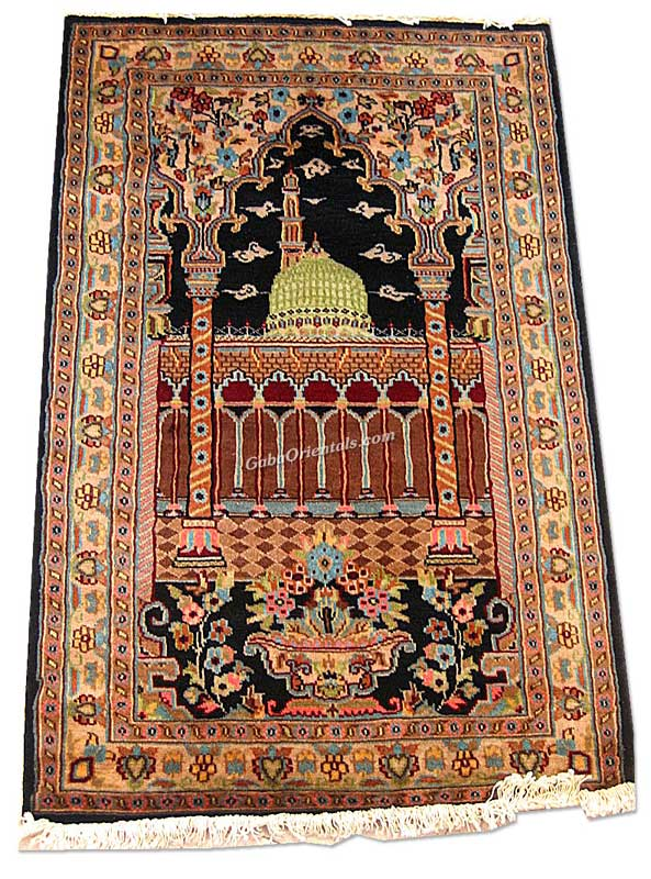 Islamic Rug - prayer rug