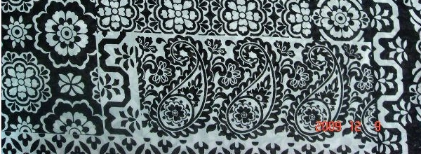 100% COTTON VOILE PRINTED - CT-003