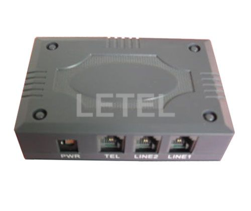 Call selector VoIP/ PSTN 2 line Intelligent Switch - TCS1801