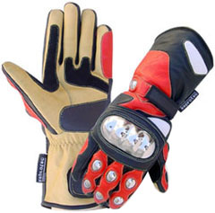 Motorcycle Gloves - New