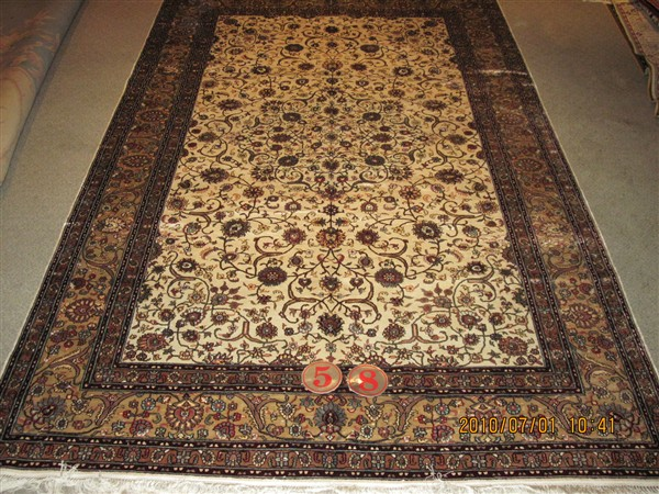 Persian silk carpet and rug - 400L