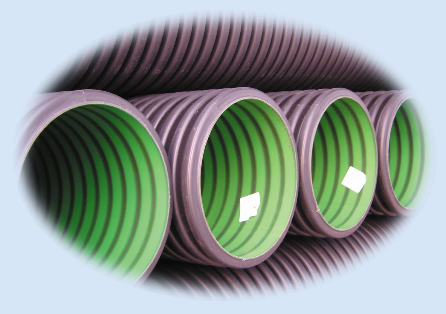 PE Double Wall Corrugated Pipes - PE Double Wall Corrugated Pipes-9
