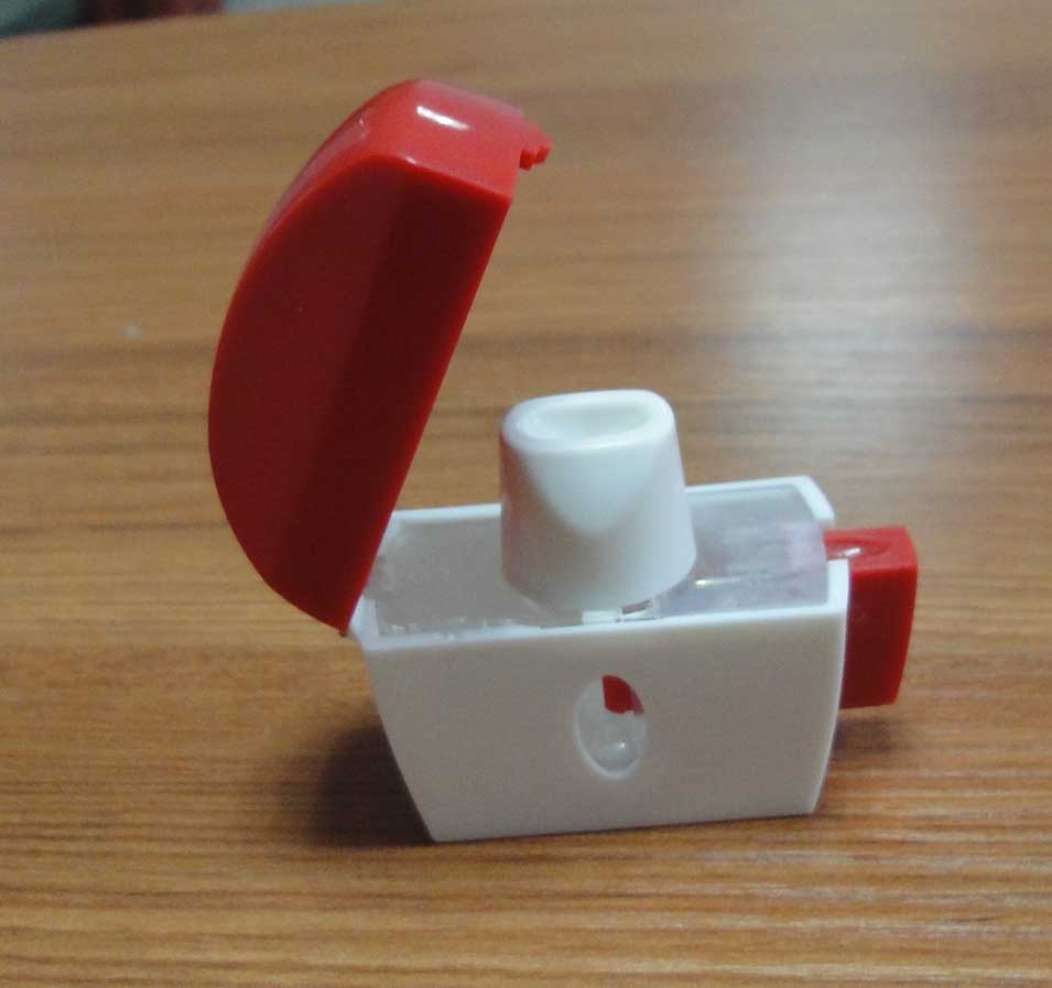 how to use dry powder inhaler turbuhaler