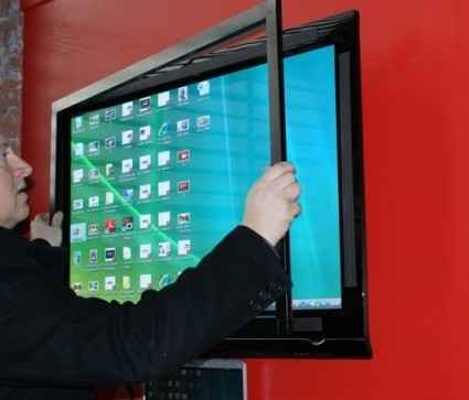 ir touch screen panel - L seires
