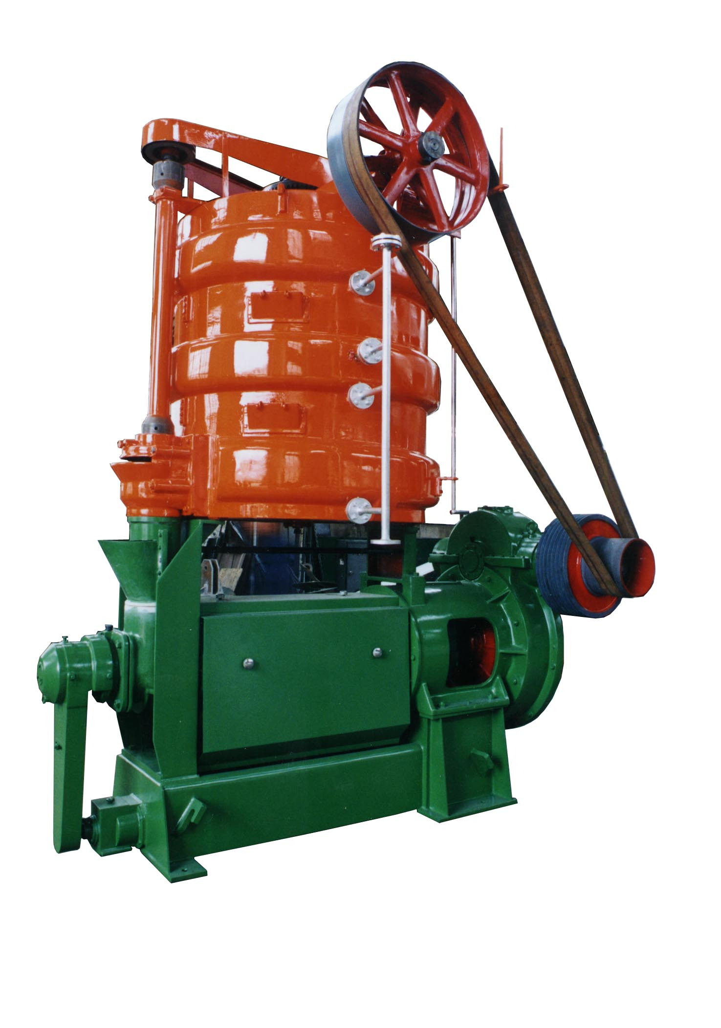 Screw Oil Press - Screw Oil Press