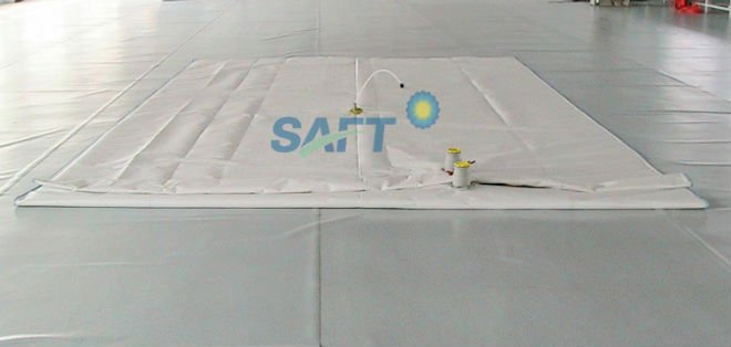 SAFT flexible packaging for 20ft container - 16-24CBM