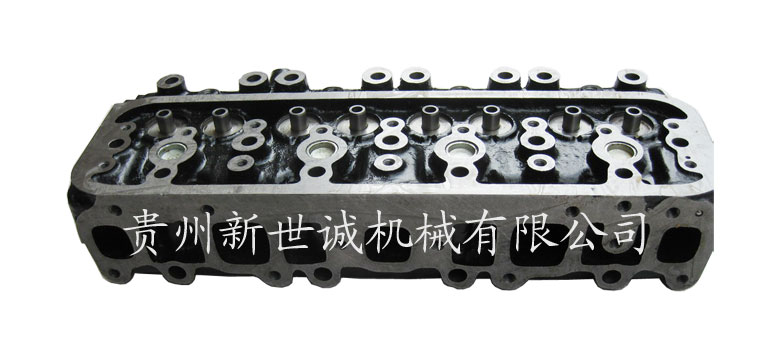 S4S cylinder head for mitsubishi furklift - S4S