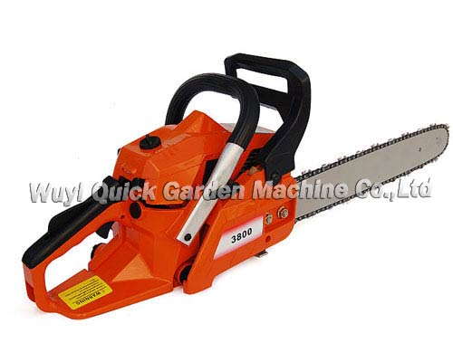 outdoor chainsaw gasoline 38cc tool - KT3800