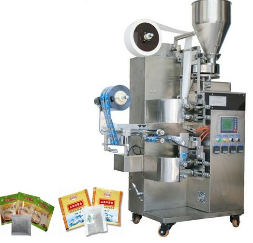 tea bags making machine with outer envelope - BT-18