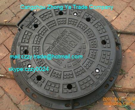 ductile iron manhole cover supplier - A15-F900