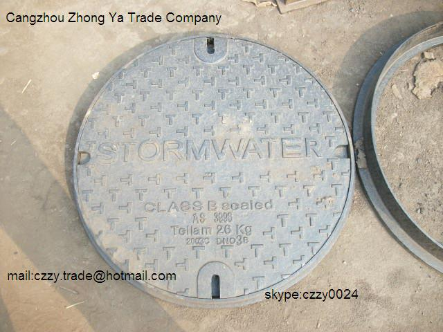 ductile manhole cover supplier - A15-F900