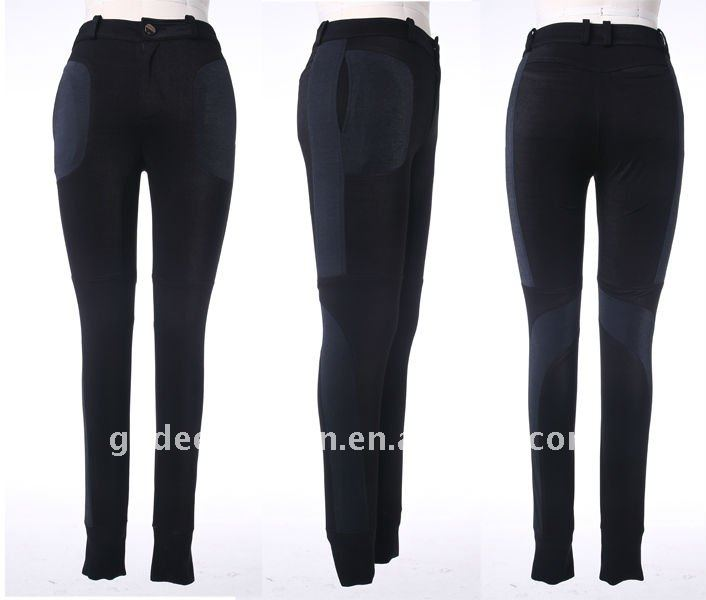 ladies knitted pants - 11036