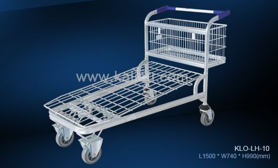 warehouse trolley - KLO-LH-10