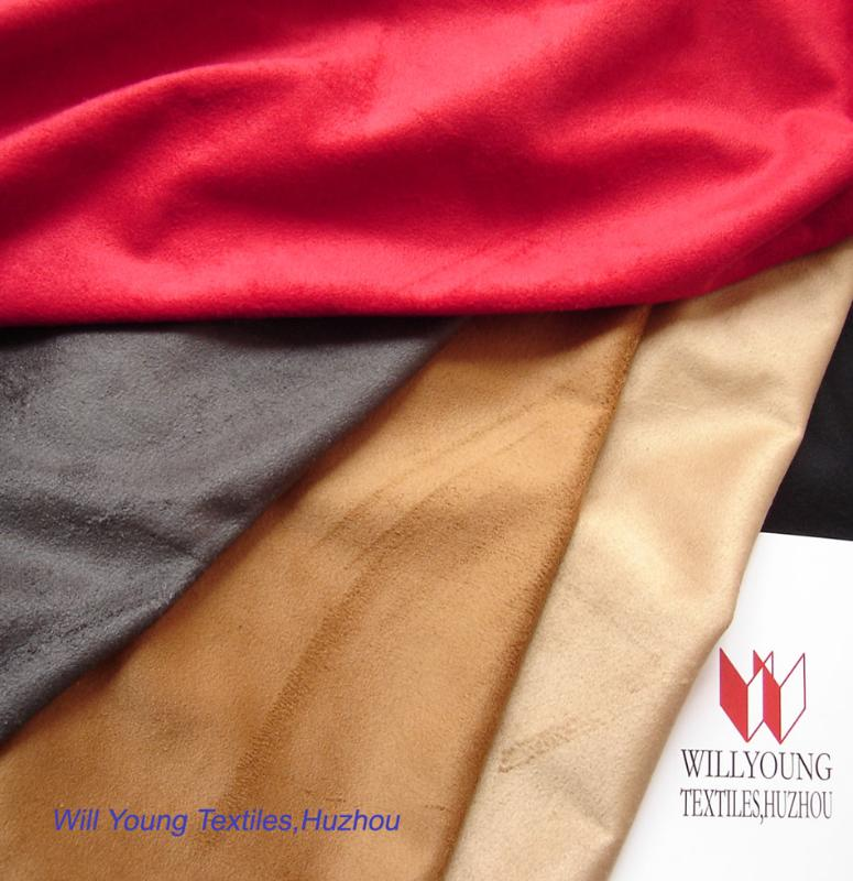 Good quality knitted suede fabric - willyoungtex