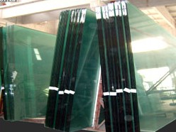 Flat tempered glass - tempered glass