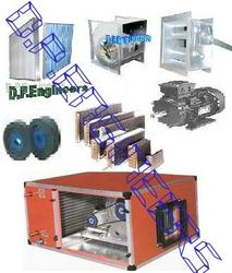 Ductable units - DP