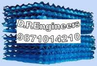 PVC Fill/ Evaporative Cooling Pad - DP