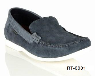Leather Footwear, Casual Shoes - N/A