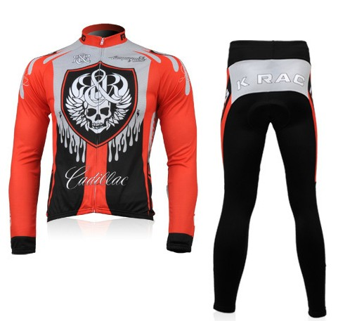 2012 rock long sleeve cycling wear - lscw-rock4