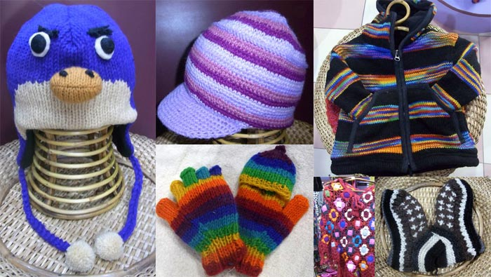 Nepalese woolen items - wholesale handicraft.com