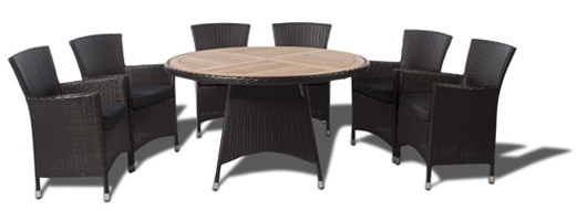 KD Round Table Set - 06833