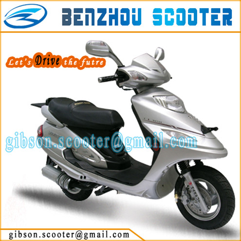 125cc EPA DOT Gas Scooter YY125T-3B - YY125T-3B
