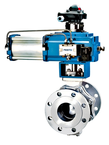 Trunnion Mounted Ball On Off Valve - RB