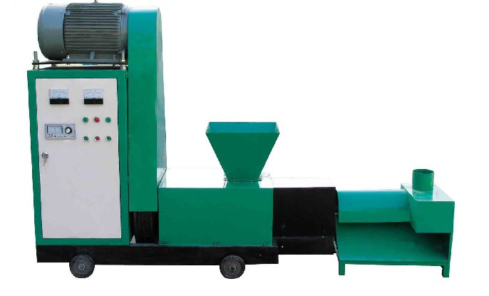 Coal Rods Briquetting Machine for sale - 140