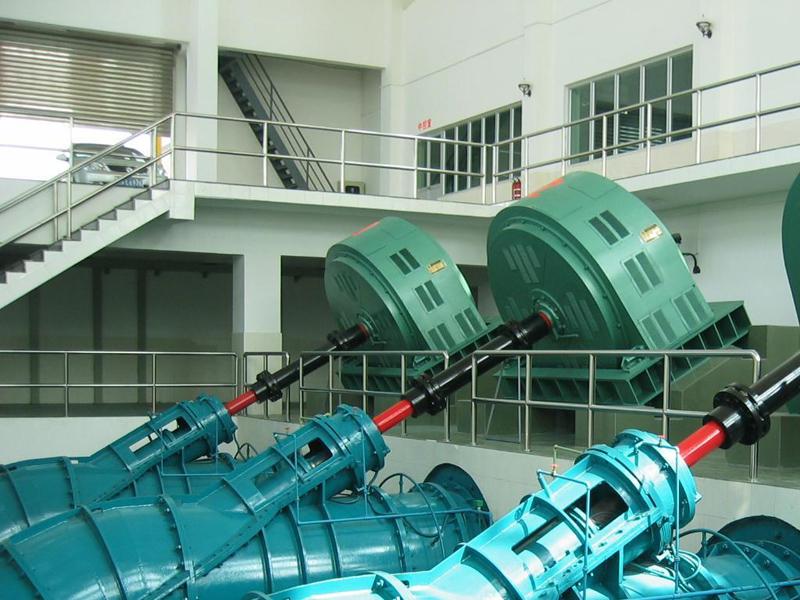 water turbine How does water power energy work water turbine.