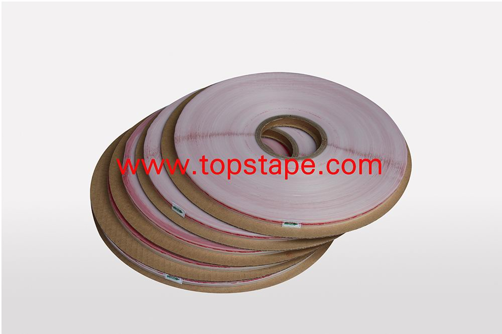 double sided tape witn red pe liner - TT-12