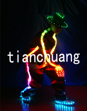 LED Light Stage Costumes - TC-17