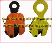 steel plate lifting clamps instruction - AH